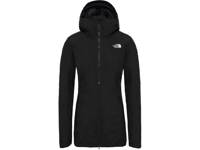 The North Face Hikesteller Parka Aislante Mujer, tnf black